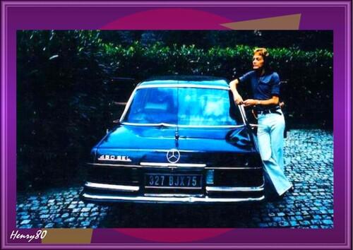Vente aux encheres de la Mercedes de Cloclo