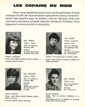 JOURNAL N°30 juin 1967