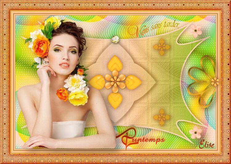 Joli printemps de Virgina
