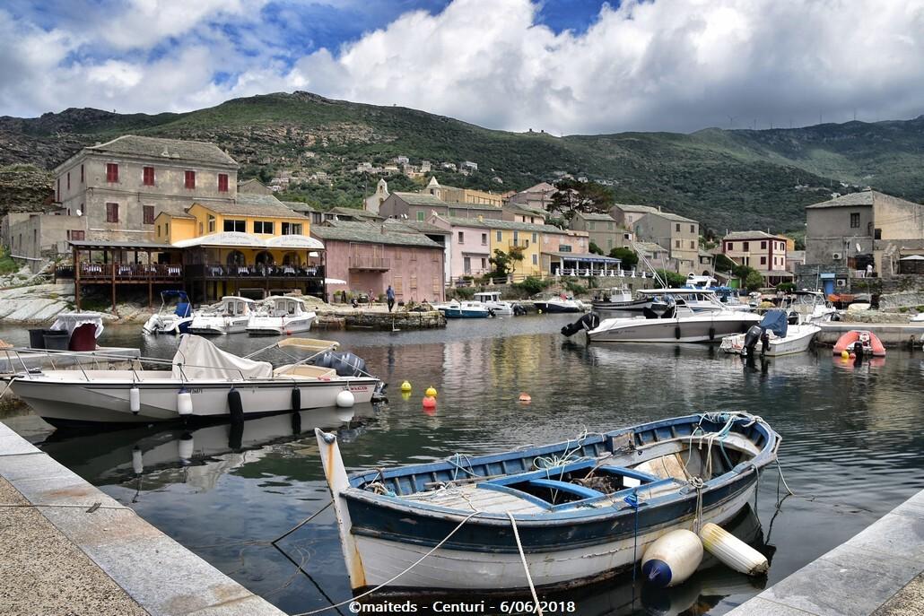 Port de Centuri - Corse