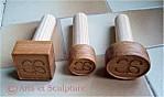 marque à pain personnalisée - Arts et sculpture: sculpteur sur bois