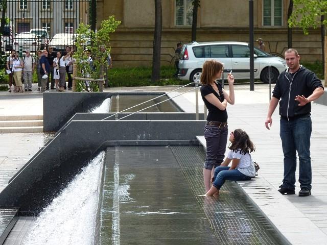 Place de la République Metz 9 Marc de Metz 2011