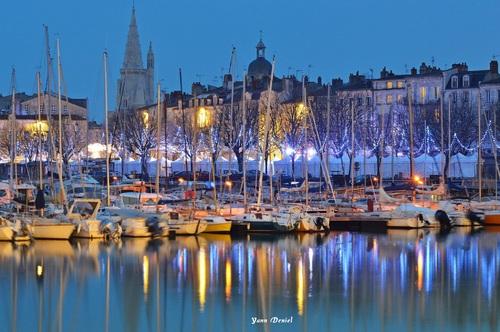 La Rochelle se pare pour les fetes