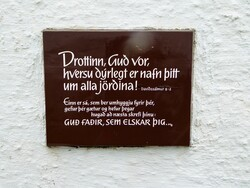 17 juin, Látrabjarg