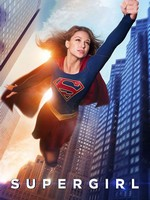 Supergirl serie affiche