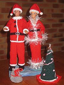 barbie et ken-Noel-