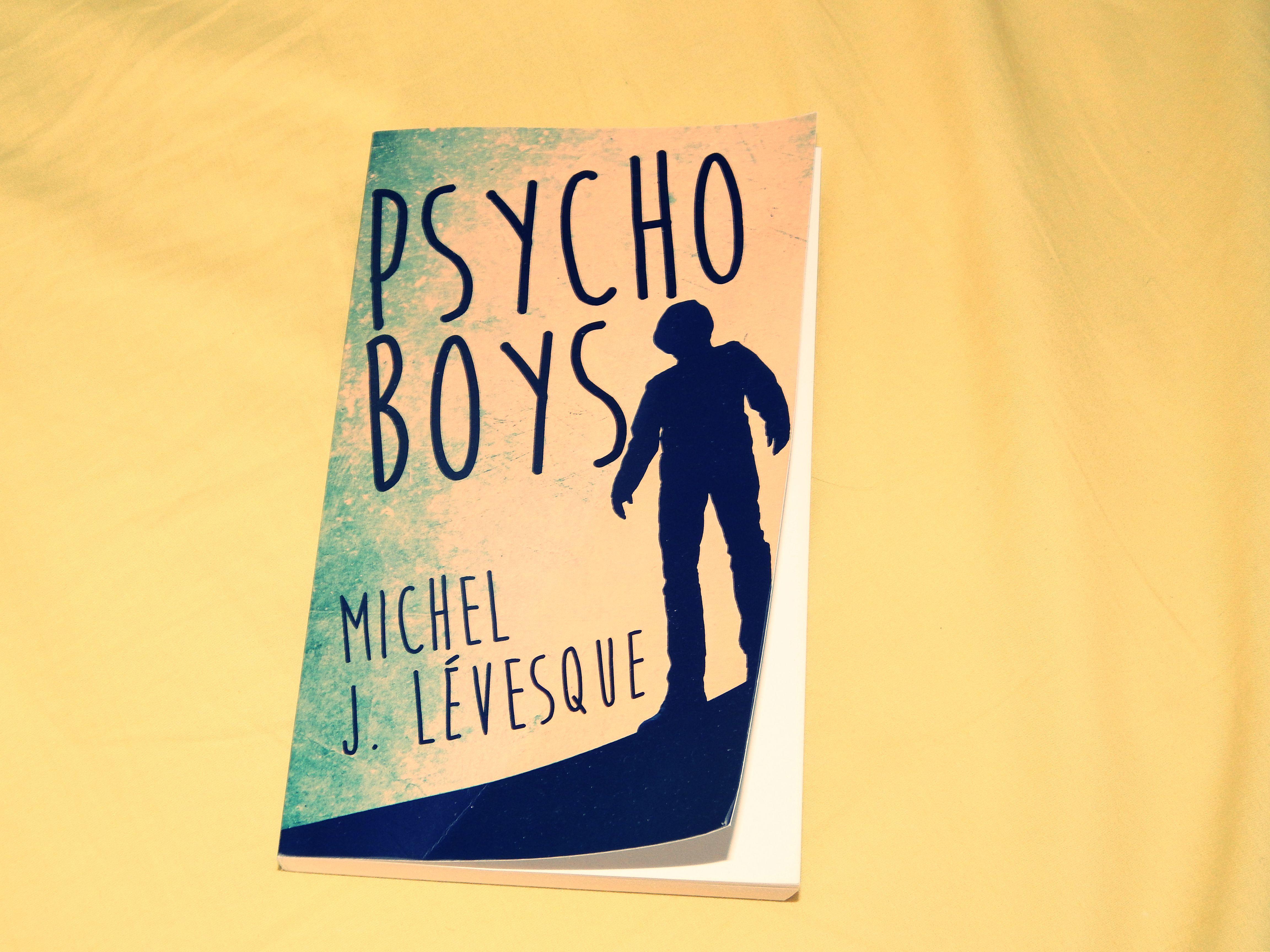 Psycho Boys - Michel J.Levesque [Lecture]