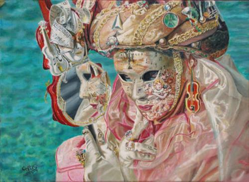 Peinture de : Christian Leborgne