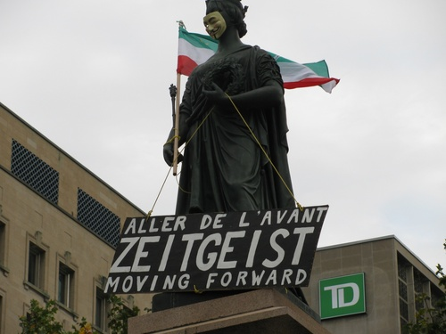 Occupons Montréal : Lettre ouverte à Gérald Tremblay