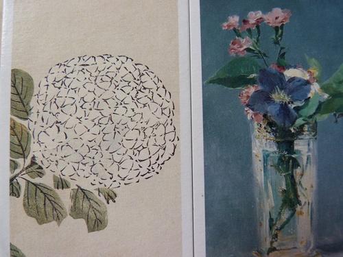Nature et artistes ..