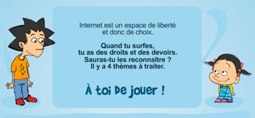 L'Internet et nous.