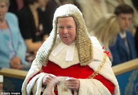 Les juges anglais r le nomination statut cours de droit - Chambre des lords angleterre ...