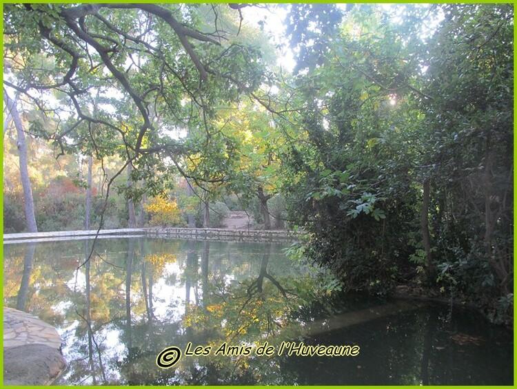 La balade à la Fontaine de Voire du 15 octobre 2016