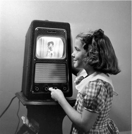 La télé en Amérique