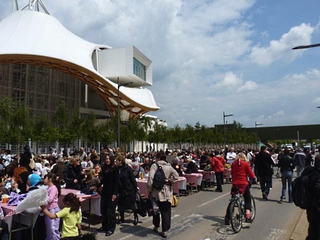 Pompidou Metz pique-nique 11 16 05 10