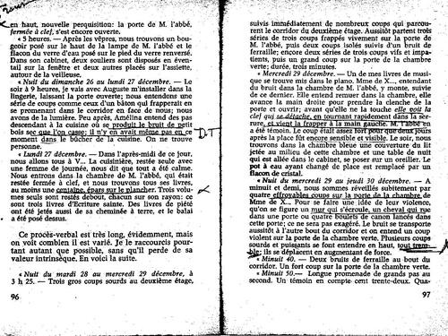Les maisons hantées FLAMMARION pages 87 a 96