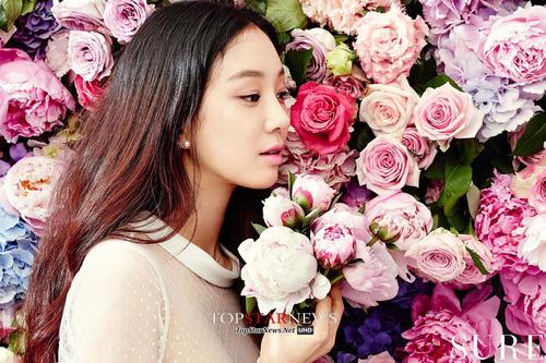 Jung Ryeo Won pour Sure