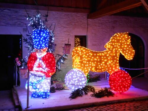 La Magie de Noël ..........