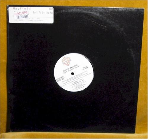 1997 : Single Maxi 12 Inch Warner Bros Records PRO A 8882 Promo [ US ]