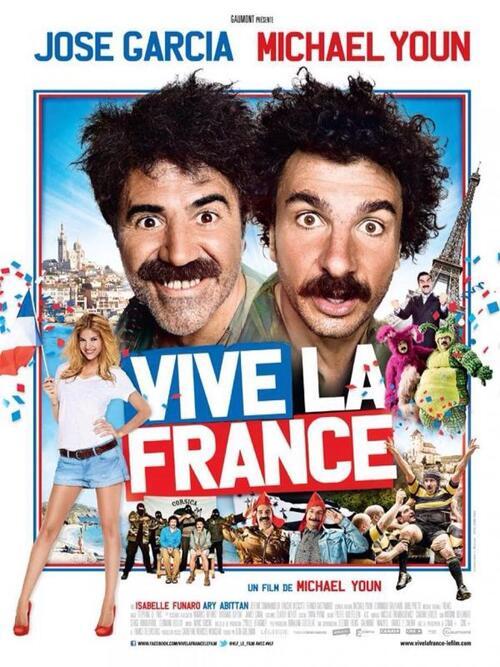 """Bonsoir à l'honneur : """" Vive la France """""""