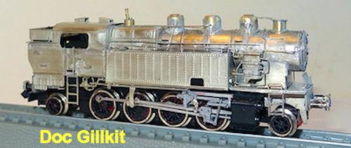Gillkit - Un kit de 141 TA