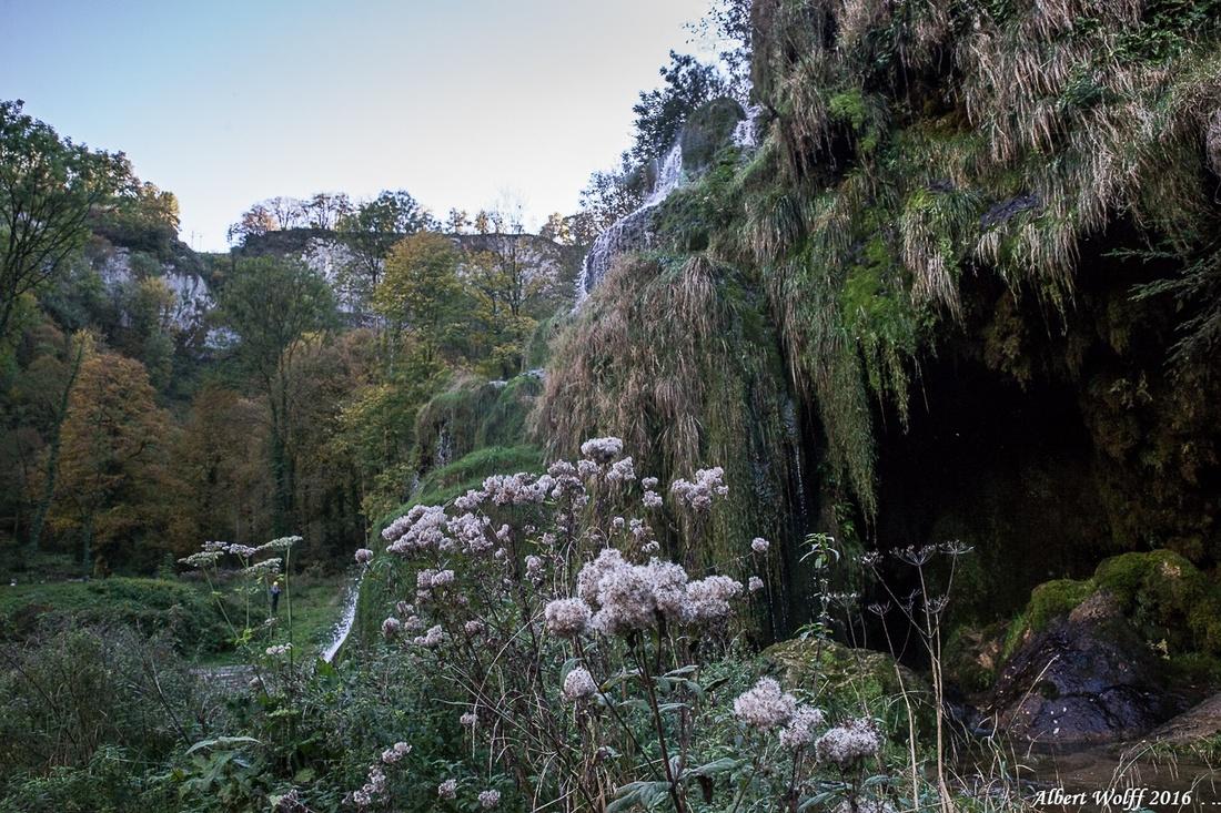 Baume - La cascade autrement - fin