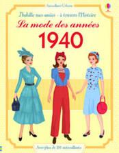 La mode des années 1940