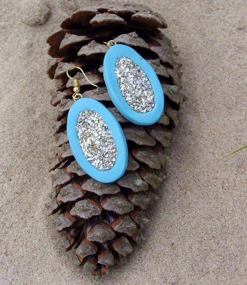 Boucles d'oreilles de l'été !