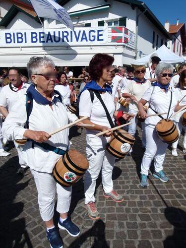 Fêtes de Bibi Beau Rivage !
