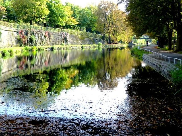 Plan d'eau de Metz 2 Marc de Metz 07 11 2012