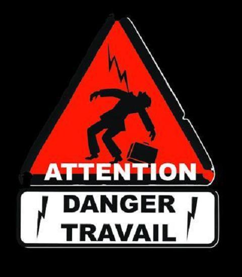 D'humeur légère aujourd'hui : messages d'avertissement