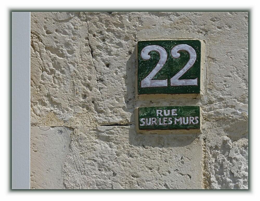 22 on fait le mur ?
