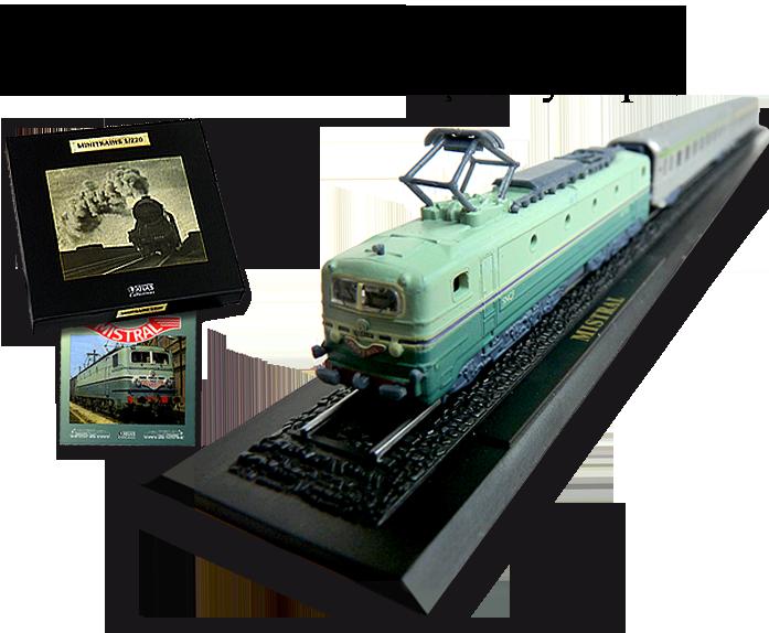 Le train Mistral de 1952