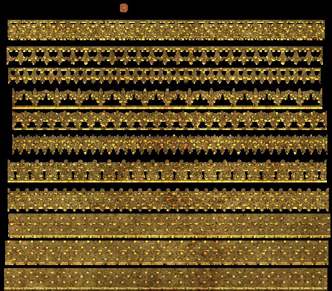 Barres de décorations 1