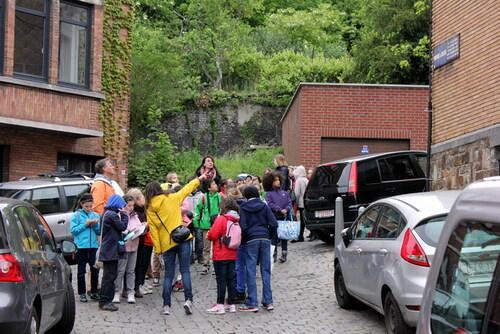 [4e année] Notre voyage d'études: en route pour Liège!