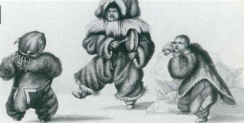Musiques traditionnelles Inuits