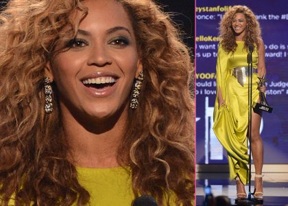 Beyonce remporte 2 Awards aux BET AWARDS