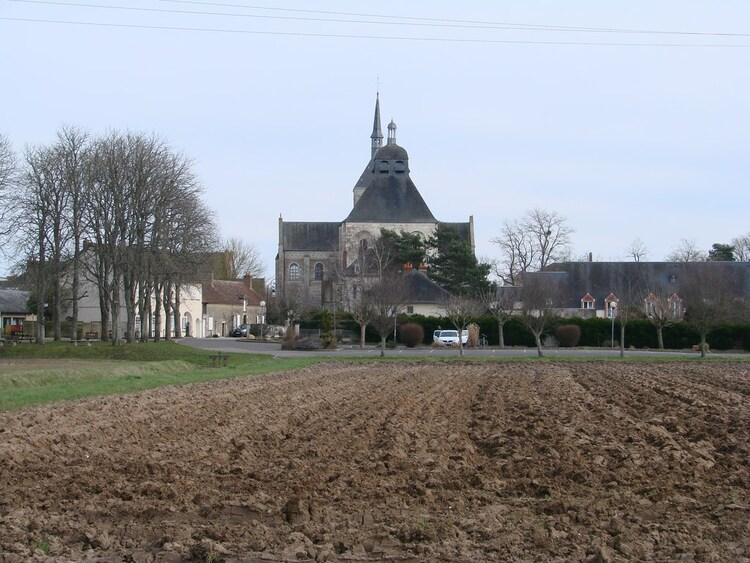 Saint Benoît sur Loire,
