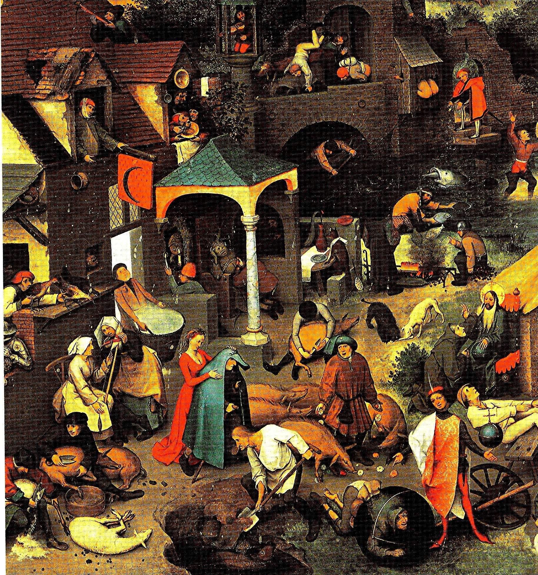Bruegel Il Popularisait L Art Maitres Et Tableaux