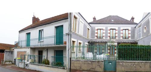 La maison des confitures et celle du maire