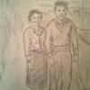 mes parents 1957