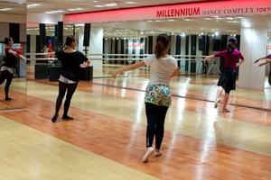 dance ballet class tokyo ballet mai majima