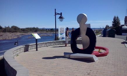Meine Reise durch Québec: Tag zehn - Baie-Comeau - Havre-Saint-Pierre