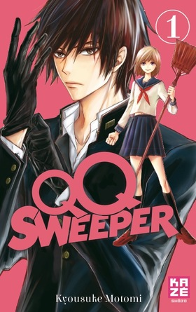 QQ sweeper vol.1 (manga)