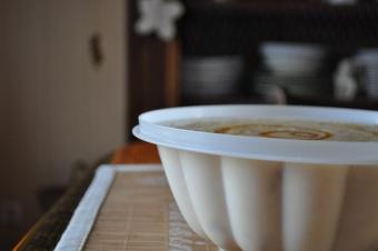 Riz au lait au Caramel