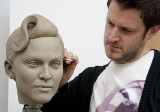 A new Madonna for London's Tussauds Museum