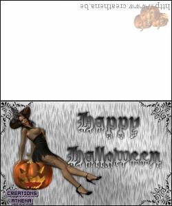 Cartes Halloween