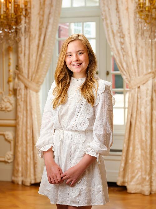 nouvelles photos des princesses des Pays Bas