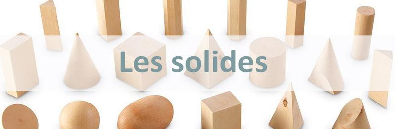Des solides vers les polygones