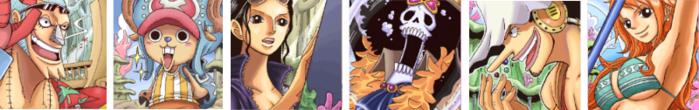 One Piece Special Fanfics de Noël n°2